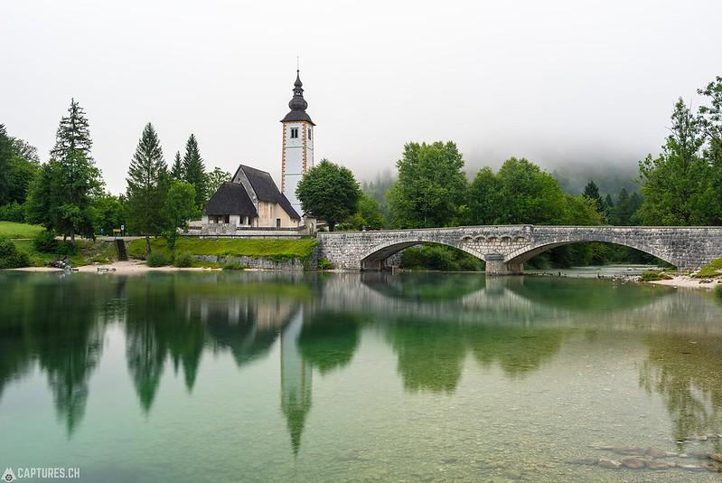 Cerkev Sv. Janeza Krstnika - Bohinj