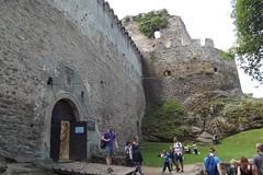 Castle Chojnik, Jelenia Góra-Sobieszów.