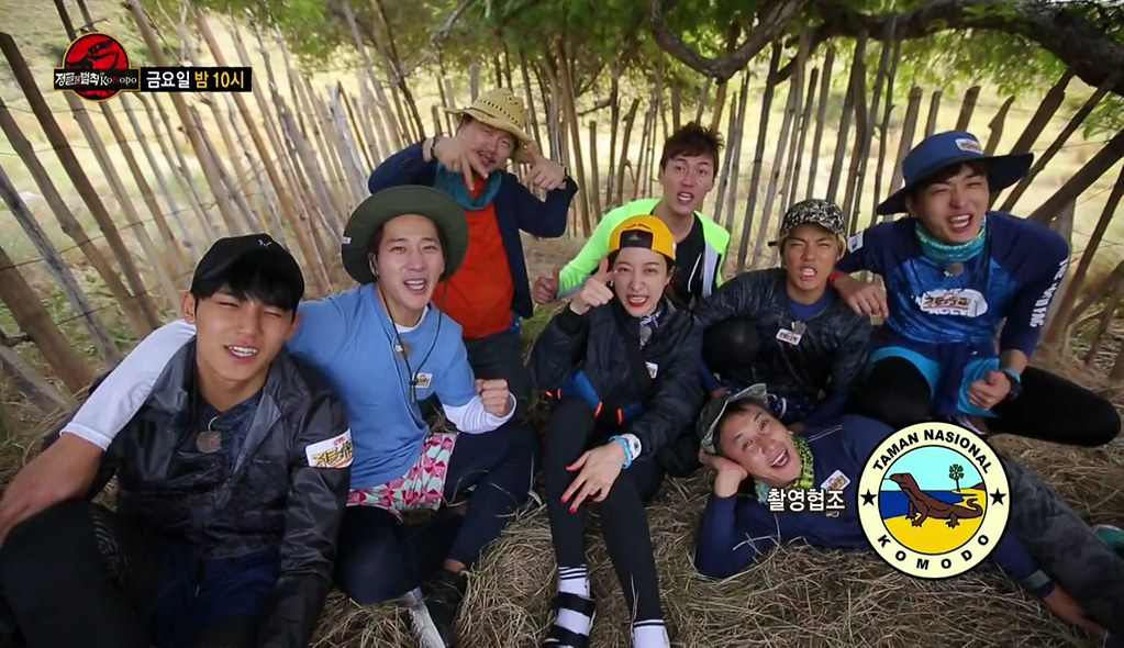 [Vietsub] Law of the Jungle Tập 277