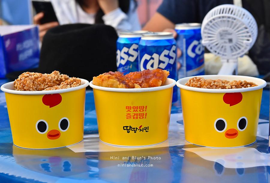 韓國大邱炸雞啤酒節旅遊景點31
