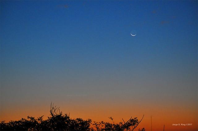 Luna nueva de Invierno
