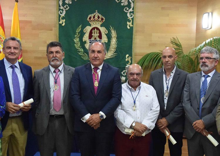 ACTO INSTITUCIONAL DE ENTREGA DE LAS MEDALLAS DE LA PALMA2