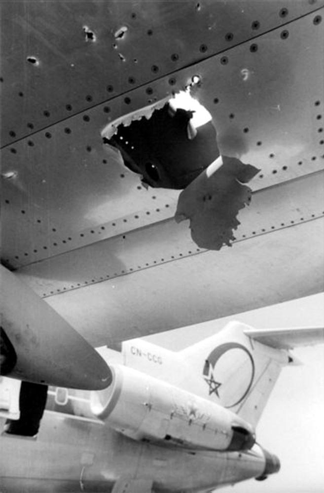 Tentative de coup d'État Boeing Royal vs F-5A/B Opération Borak le 16 août 1972 36133990565_c57ba630ba_o