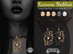 OXIDE Kaimana Necklace - Sanarae