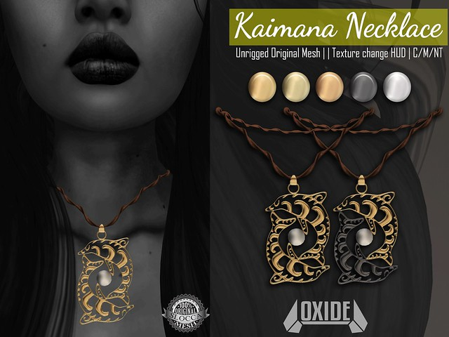 OXIDE Kaimana Necklace - Sanarae