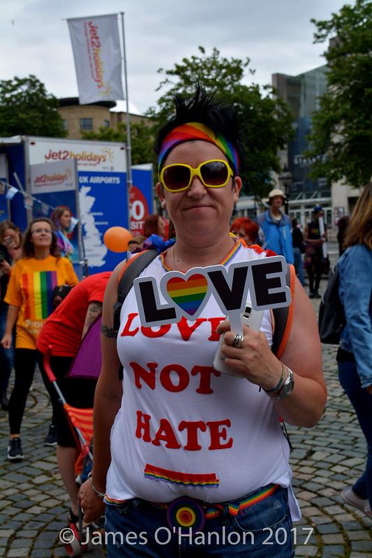 Liverpool Pride 2017