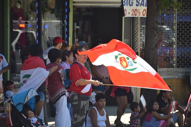 Peruvian Parade 2017