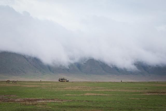 Ngorongoro Crater - Tanzania