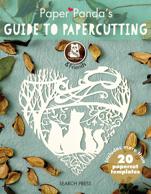Paper Panda's Guide to Papercutting - Cover Image