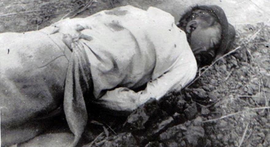 Cum i-au executat comunistii pe tarani in 1949 si i-au lasat la vedere pe ulita satului