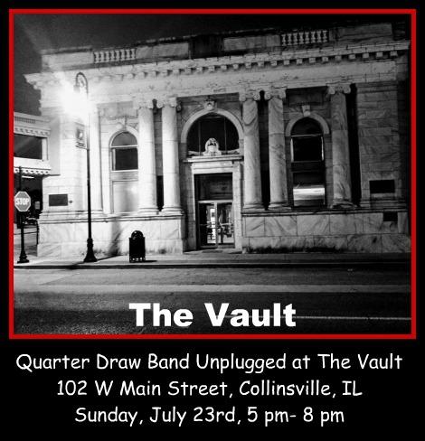 QDB at The Vault 7-23-17