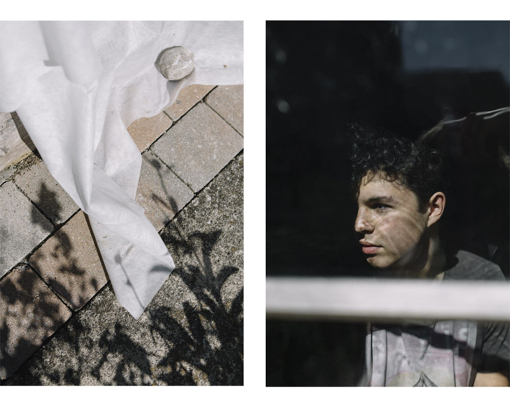 Portrait of Luis, Visual Diary on The Curly Head, a Blog from Munich, Photography by Amelie Niederbuchner