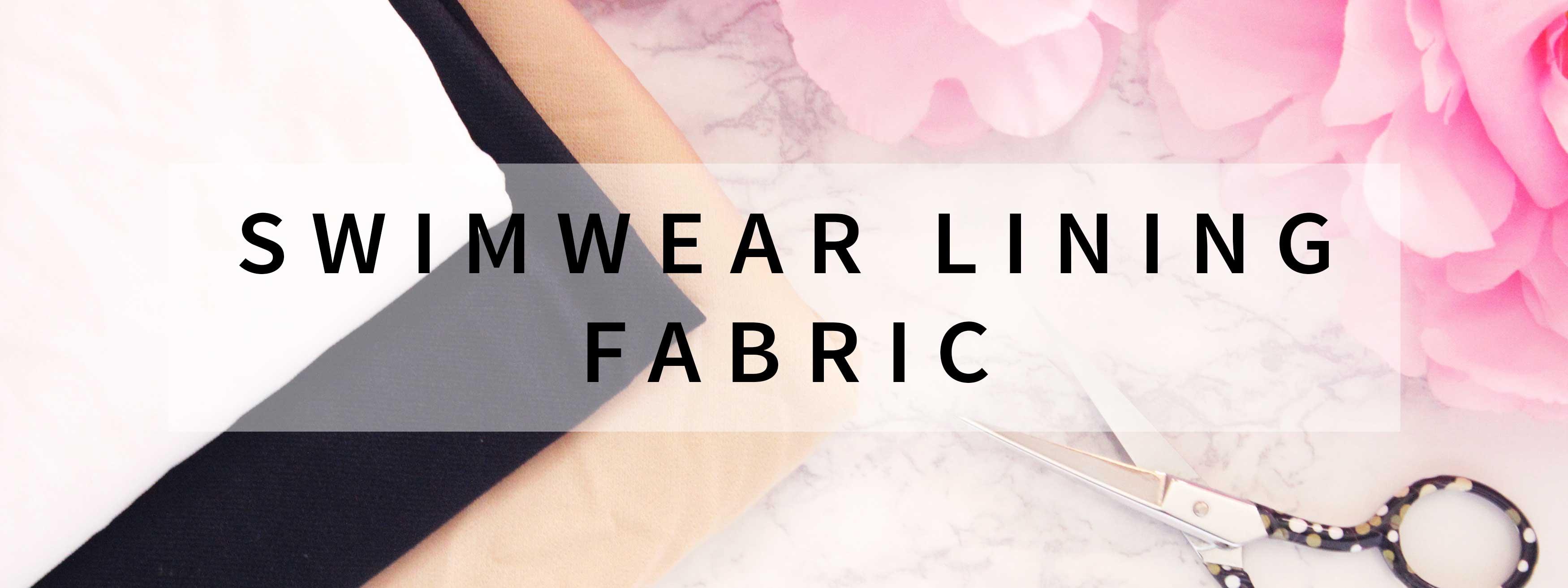 Where to buy Swimwear Fabrics & Supplies Sewing Your Own Swimwear