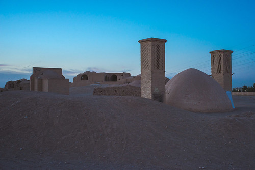Towers of silence, Iran