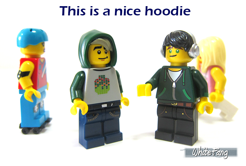 REVIEW: 71019 LEGO Minifigures - LEGO Ninjago Movie Series - LEGO ...