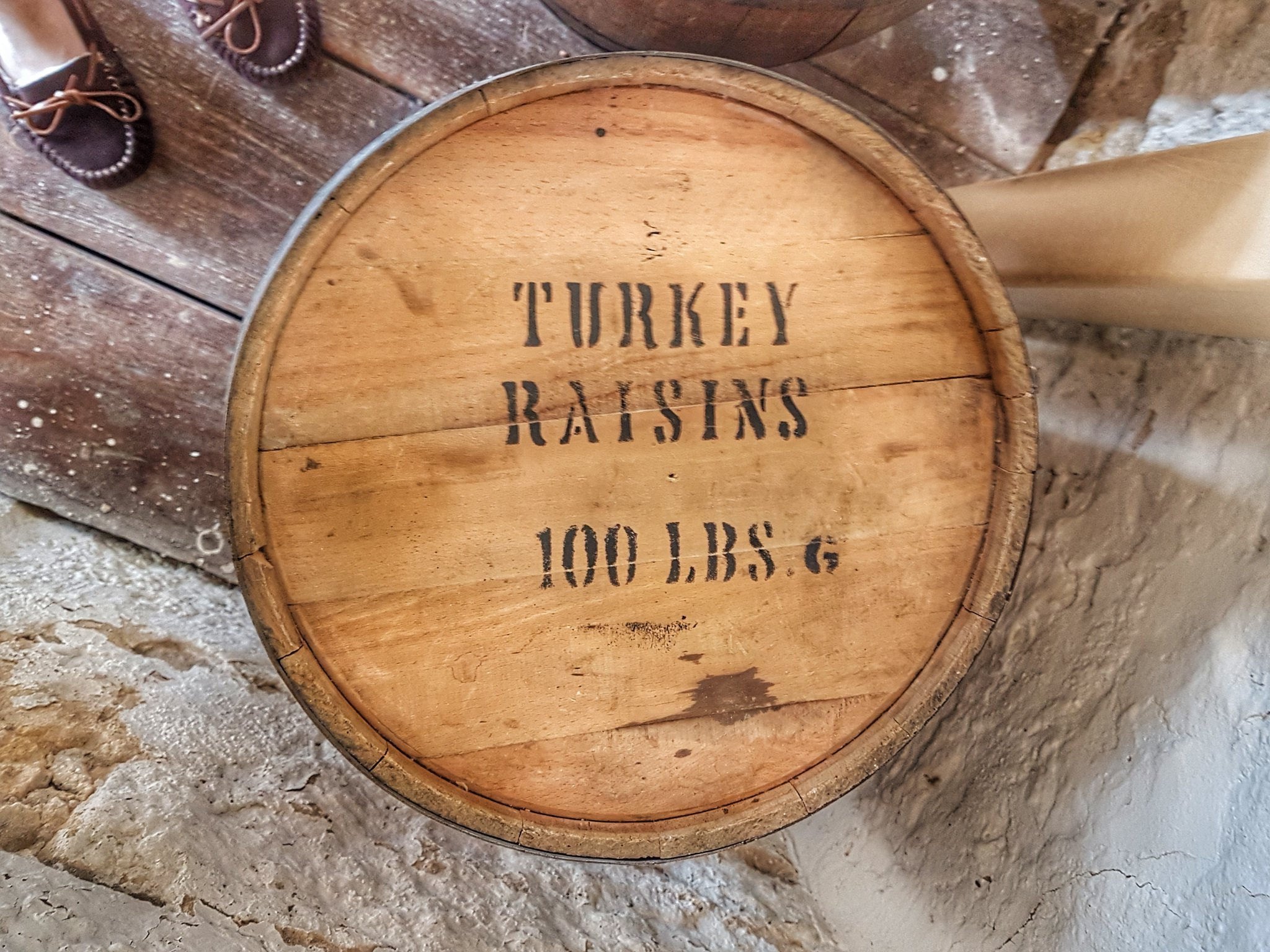 Lower Fort Garry Turkey Raisin