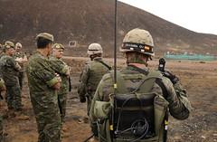 El Jefe de Estado Mayor del Ejército de Tierra, general de ejército Francisco Javier Varela Salas, visita las Unidades del @MCANA_ET