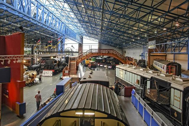 National Railway Museum, York,