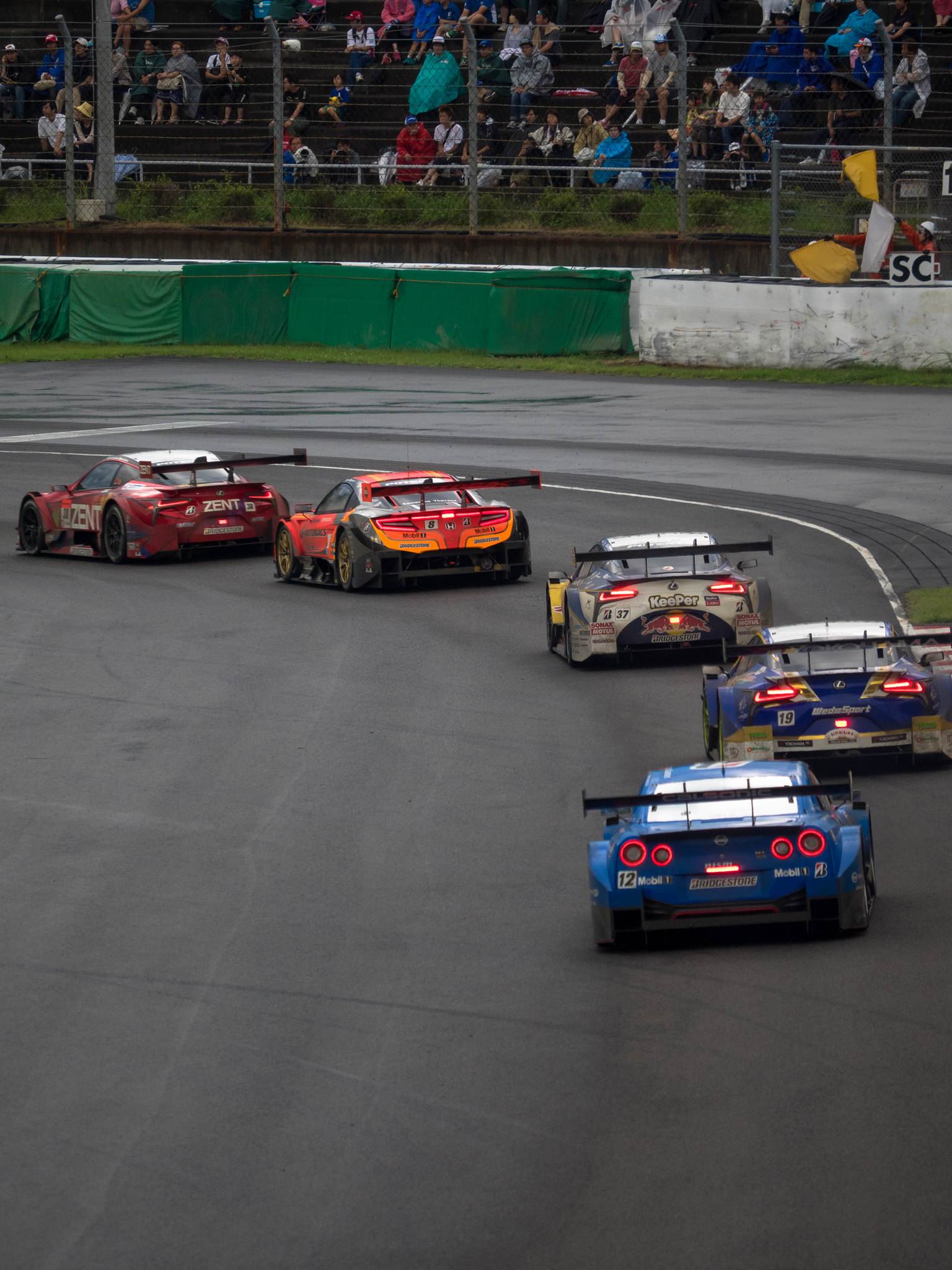 SuperGT2017(inSUGO)