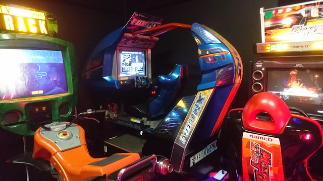 rediscovered local arcade it has f zero ax deluxe neogaf