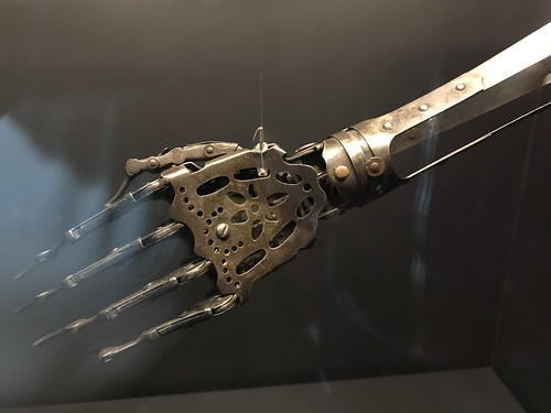 Artificial Arm, Science Museum Robots Exhibition