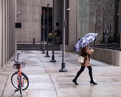 Women and Umbrella-7790