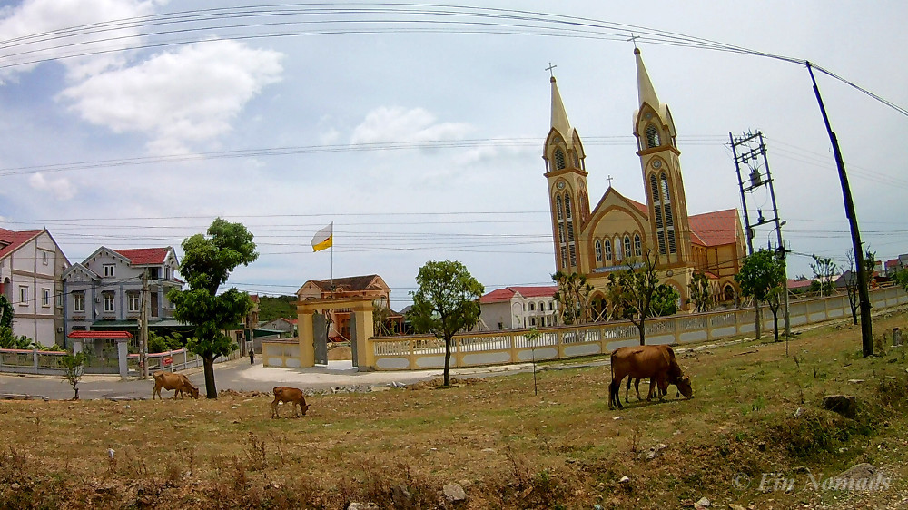 North vietnam church 2