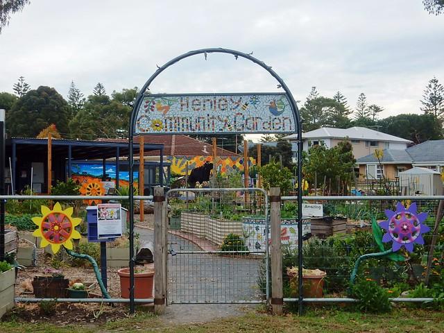 Henley Community Garden, Nikon COOLPIX S9900