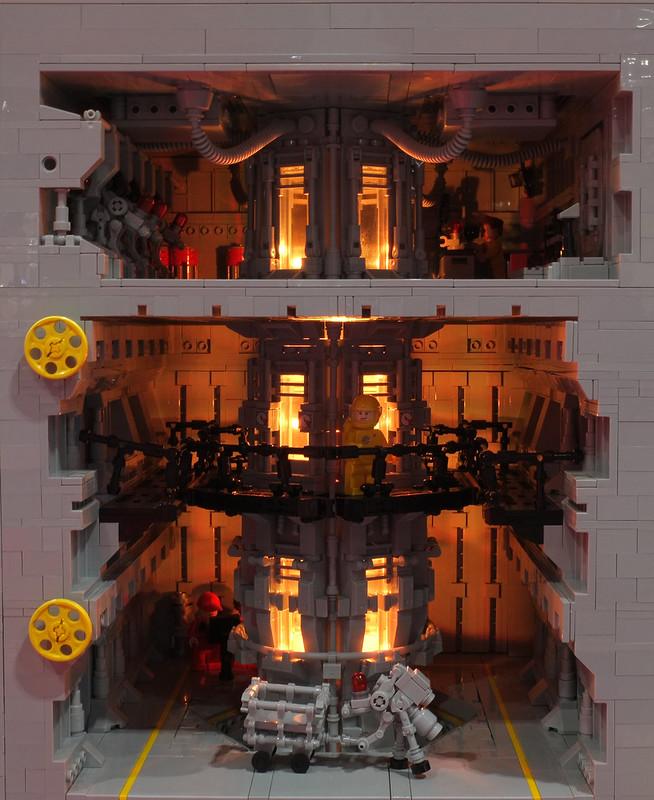 Generator by Tim Goddard (orange light)