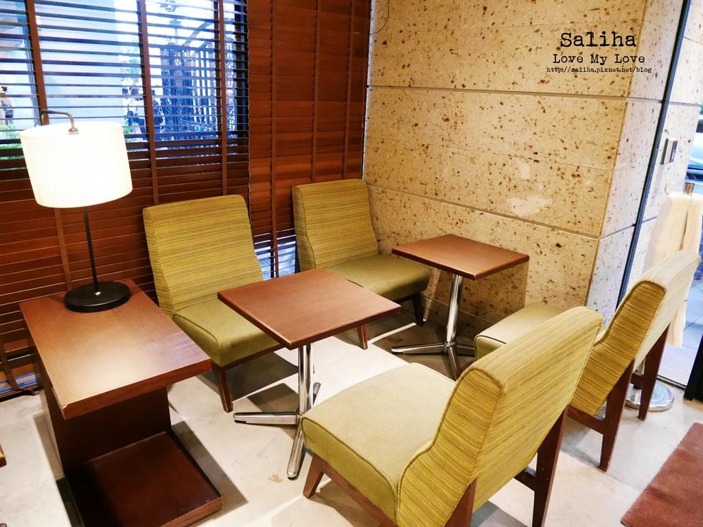 台北東區不限時下午茶咖啡館餐廳推薦上島咖啡 (1)