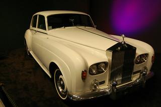 Elvis Presley's 1963 Rolls Royce Phantom