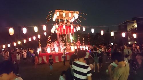 201707_郷町会納涼祭
