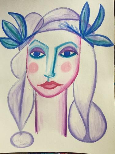 26 Picasso Sketch 2