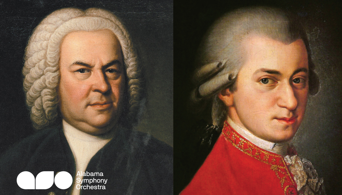 Bach & Mozart for the New Year
