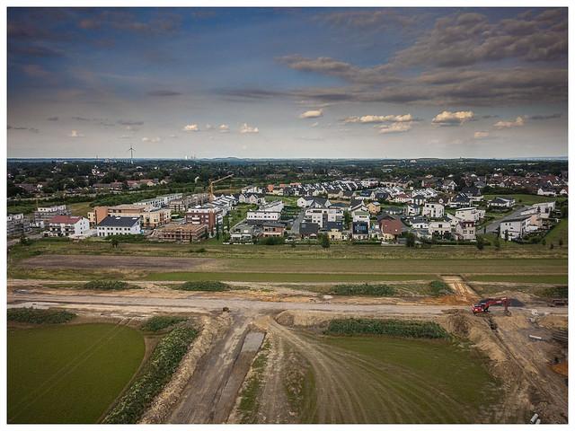 Sommer 2017: Der nächste Bauabschnitt beginnt
