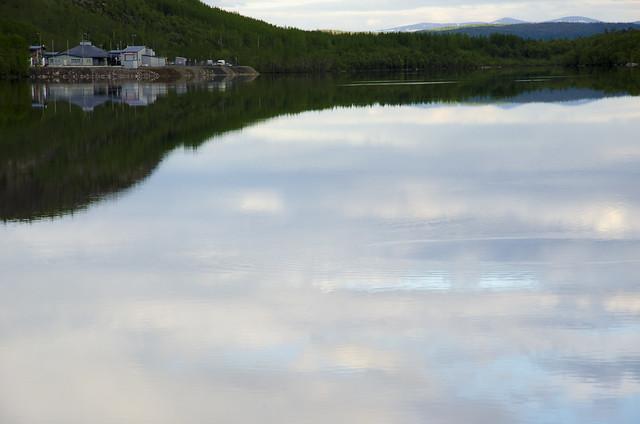 Russain border lake Neitjärvi 2