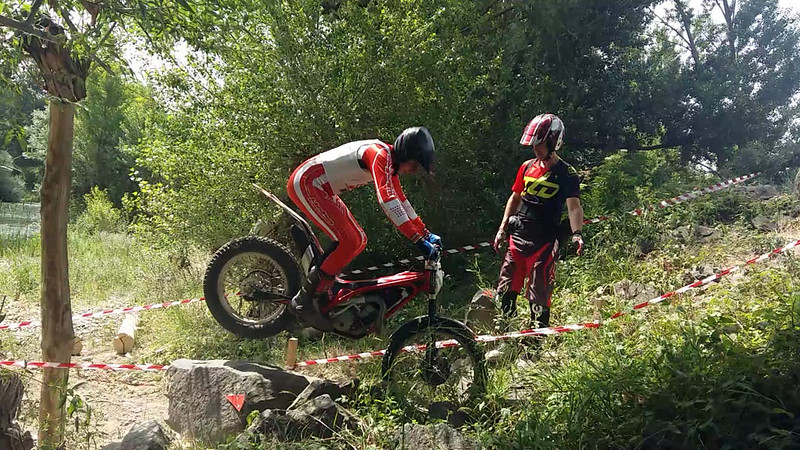 XXXII Trial Costa del Vino, Haro. Cto. Riojano Navarro 2017