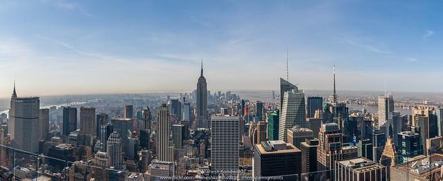 Top of the Rock (Rockefeller Center)