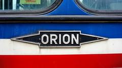 WMATA Metrobus 2000 Orion V #2137