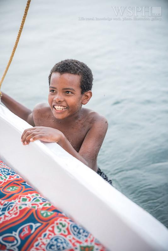 170531努比亞村風帆船+騎駱駝 Nubian Villages , Egypt