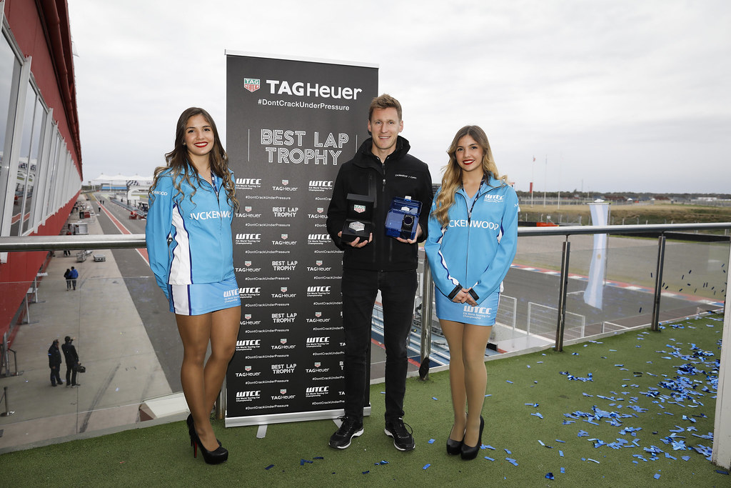 CATSBURG Nicky (ned) Volvo S60 Polestar team Polestar Cyan Racing ambiance portrait during the 2017 FIA WTCC World Touring Car Race of Argentina at Termas de Rio Hondo, Argentina on july 14 to 16 - Photo Francois Flamand / DPPI