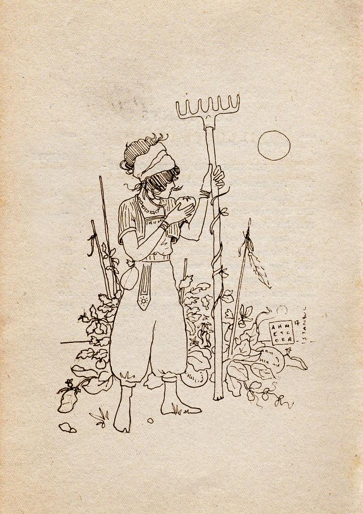 gardener / bostancı