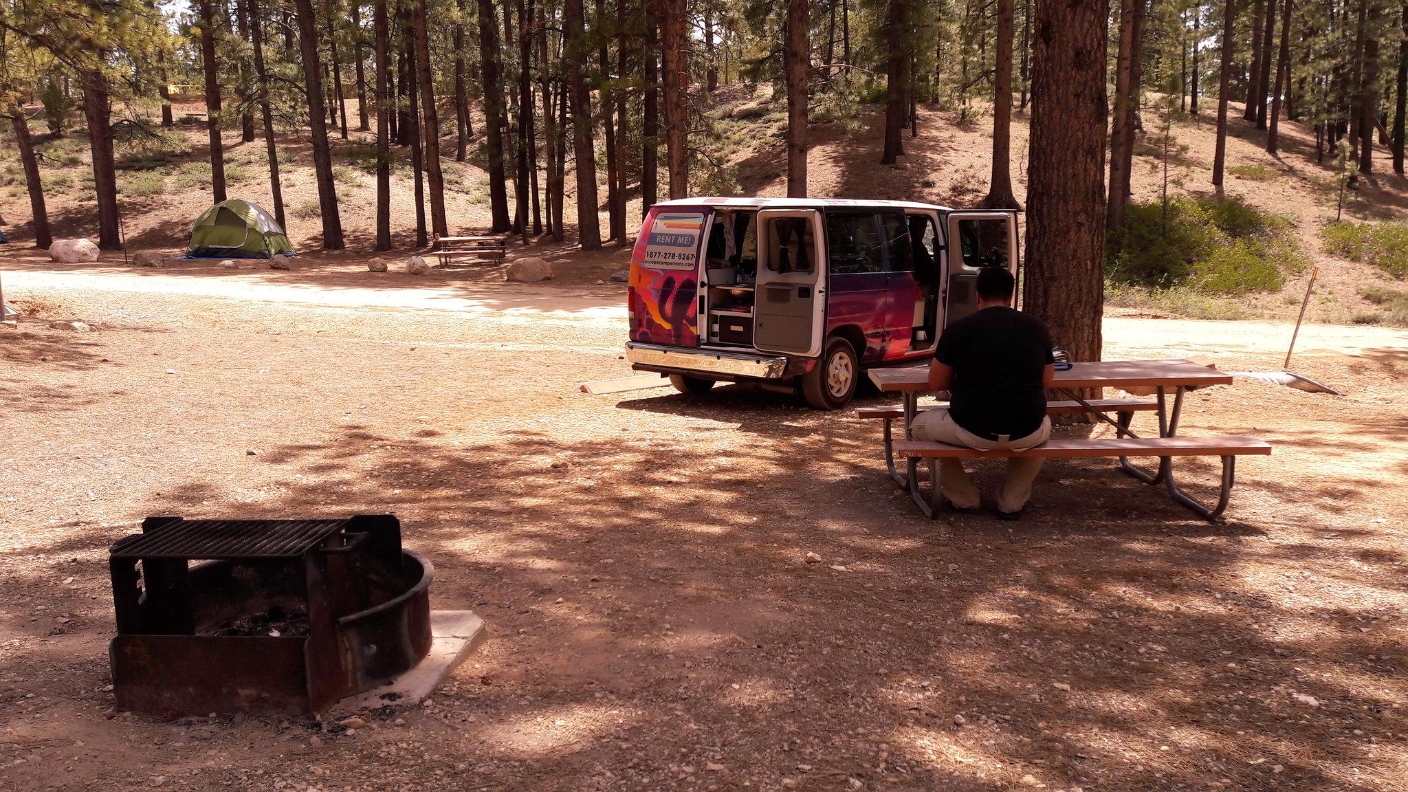 Forum Center Parc En Camping Car