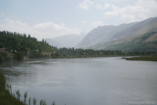 Tajik Pamir-93