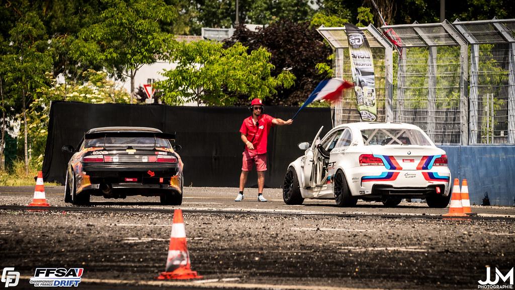 Round #2 - CFD / Drift GP