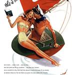 Wed, 2017-07-19 22:03 - 1946 Jantzen Swimwear ad