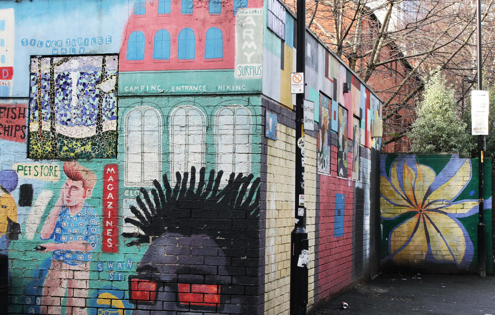 Guide to Manchester Northern Quarter travel blogger UK