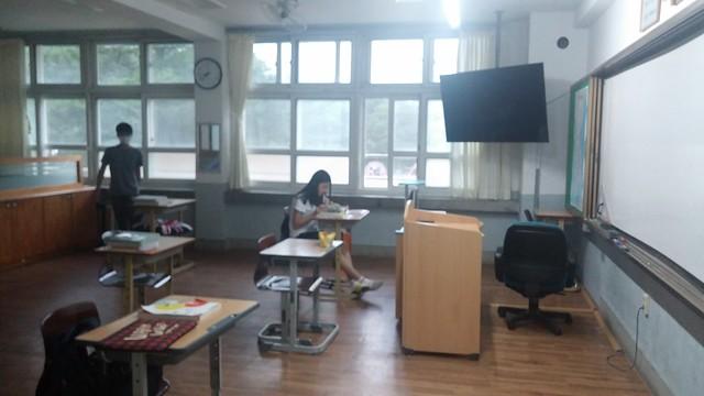 방과후 컴퓨터 교실@화북중학교