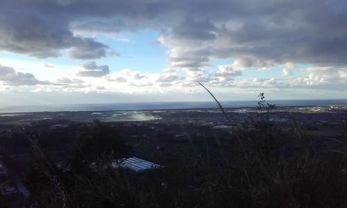 panorama nuvoloso