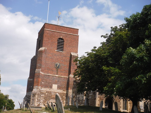 All Saints' Church, Shillington